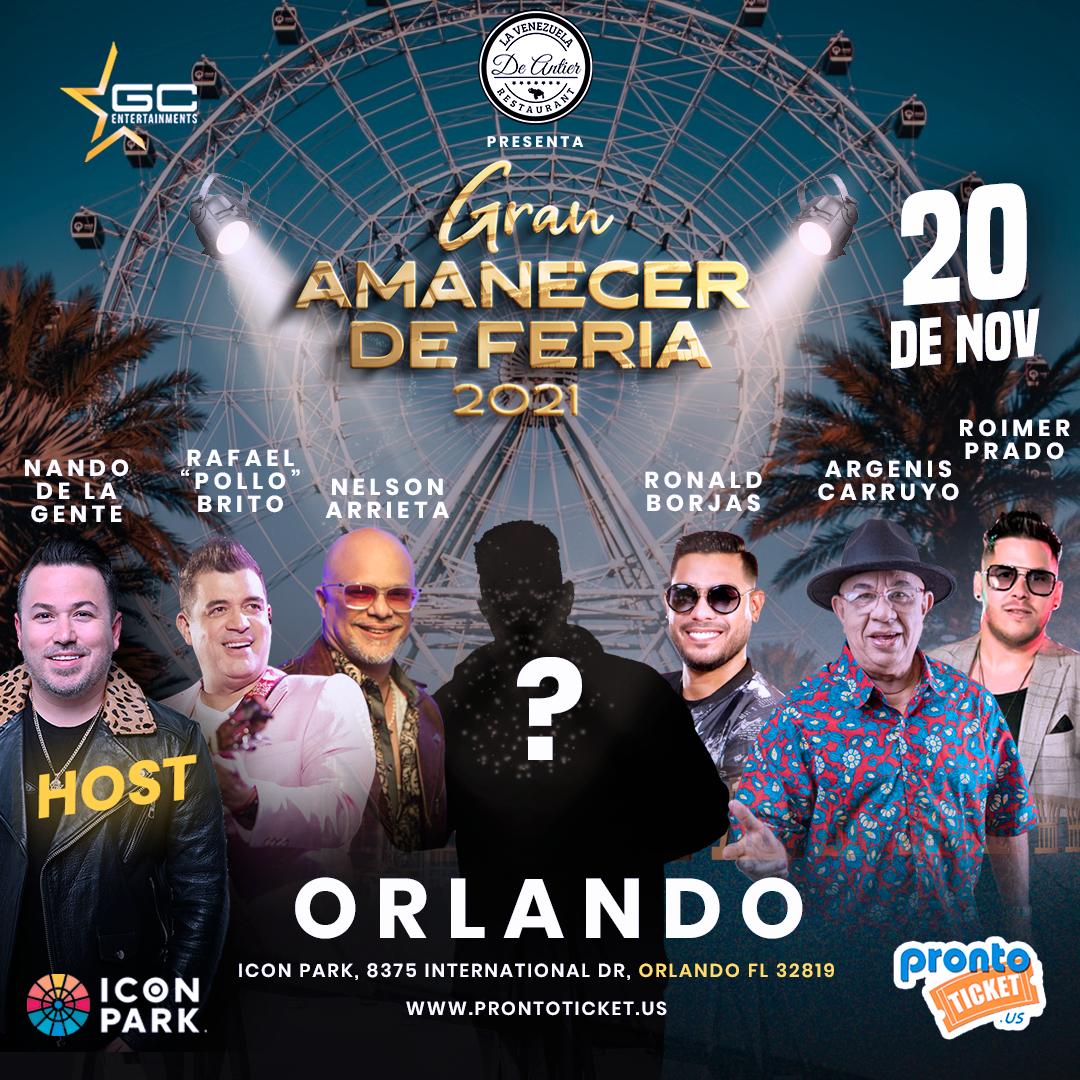 GC Entertainments - Marko Orlando